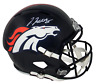 JERRY JEUDY AUTOGRAPHED SIGNED DENVER BRONCOS FULL SIZE SPEED HELMET BECKETT