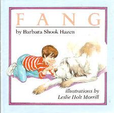Bearded Collie Beardie Children's Book: Fang