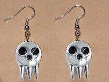 Soul Eater Lord Death Earrings Jewelry Shinigami-sama Japanese Anime Manga