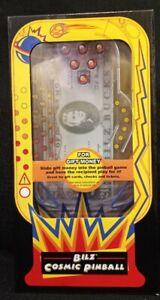 Bilz Cosmic Pinball Game Novel Way to Give Money  Gift Cards Checks Tickets NIB