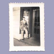 Vintage Photo 1948 Doil at WGN STUDIOS Chicago Illinois
