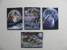 Fridge Magnets Various Sets Theme Wolves Knights Princess Gift Decorative Fun BN