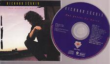 RICHARD SEGUIN Aux Portes Du Matin (CD 1991) 12 Songs FRENCH ALBUM Séguin