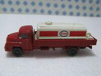 Wiking  M.A.N.  Tanker  Esso  -  H0 1/87
