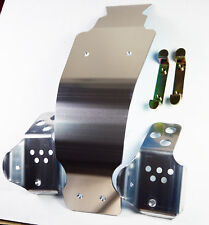 Honda CRF450 Skid Plate/SUMP GUARD/ engine protectors 02/03/04