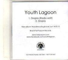 (DT62) Youth Lagoon, Dropla - 2013 DJ CD