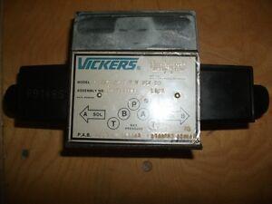 Spare Van Dorn Parts - Vickers Pressure Valve DG4V4 016C-M-W-BL4-10