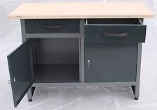 Feilbank Montage Metall Werkbank Werkplatz Werktisch Werkstatt Werkzeug Tisch 2S
