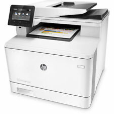 HP LaserJet Pro Color AIO MFP Printer 28ppm 600dpi Wi-Fi TouchScreen M477FNW