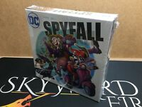 Spyfall: DC the Board Game - Hobby World (Genuine Sealed)