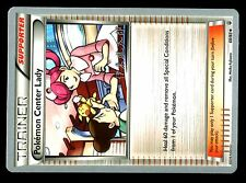 PROMO POKEMON CHAMPIONSHIPS 2016 N° 68/83 POKEMON CENTER LADY (SI)