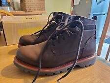 CAT Lifestyle Mens Rockwell Boot Coffee Size UK 8 EU 41