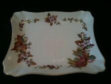 "ROYAL DOULTON FINE BONE CHINA WILTON D6226 PLATE 9""x7"" STAMPED 7979 & 4 TO BASE"