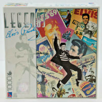 Sealed Elvis Presley Legends 1000 Piece Jigsaw Puzzle #64706