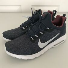 NEW Nike Air Max Motion Racer Thunder Blue Gray Shoes 916771-403 Mens Size 11