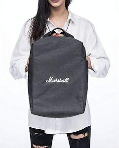 Marshall Amplifiers City Rocker Backpack, USB A & USB Micro C Charging port