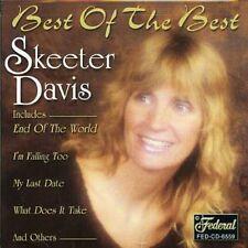 Skeeter Davis - Best of the Best [New CD]
