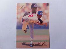 1993 Flair Ken Hill #84 Montreal Expos