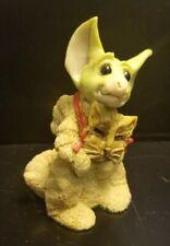 """Rare Htf Pocket Dragons """"I am a Kitty"""" Early 1991 Cat Nib"""