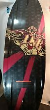 New listing CWB BOARD CO. 140CM SAPPHIRE WAKEBOARD & BOOTS RIDE READY large boots