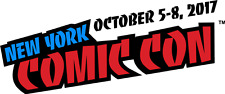 New York Comic Con Saturday Ticket 2017