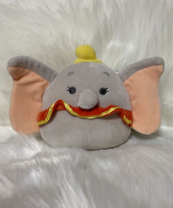 "Disney Dumbo 5"" Squishmallow Plush Elephant KellyToy NWT"