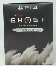 Ghost of Tsushima Collector's Edition (Sony PlayStation 4, PS4, 2020) BRAND NEW