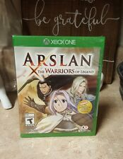NEW Arslan The Warriors of Legend Game Microsoft Xbox One XB1 SEALED