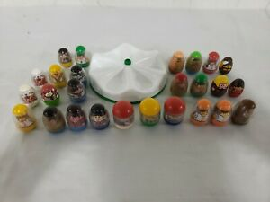 Weebles Wobbles Lot Of 26 1970's Hasbro