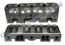 SB Chevy 350 EQ Cast Iron Cylinder Heads Stage 1 IMCA USRA CH350I