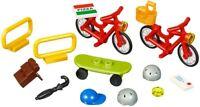 Lego Xtra Bicyclettes 40313 Sac en Plastique Neuf Emballé