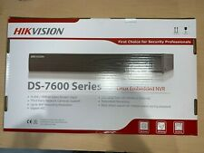 HIKVISION DS-7600 SERIES LINUX EMBEDDED NVR, DS-7604NI-E1/4P-2T