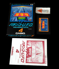PACHINKO-UFO CASIO 4 MSX MSX2 Rom JAP Completo GPM-104 U.F.O.
