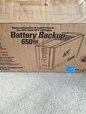 APC Back-UPS CS 650va 400w