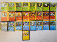 2021 McDonald's Pokemon 25th Anniversary Card Complete Master Set 50 Cards NEW