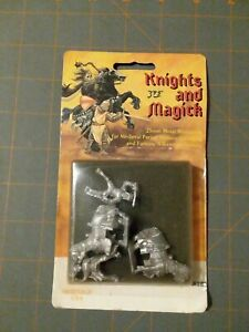 Heritage Knights and Magick #1494 HIGH ROYALITY, MOUNTED  new/sealed