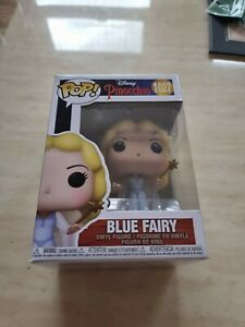 WALT DISNEY PINOCCHIO BLUE FAIRY FUNKO POP VINYL FIGURE 1027