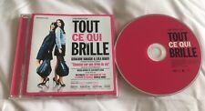 TOUT CE QUI BRILLE CD FILM MOVIE SOUNDTRACK ( THE STREETS,JP VERDIN )