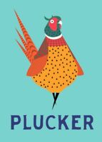 Pheasant Plucker Tea Towel 100% Cotton Home & Dry Range Gift Idea