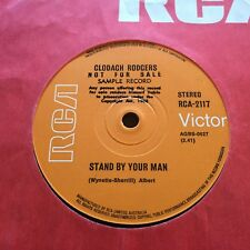"""CLODAGH RODGERS - - STAND BY YOUR MAN - Rare 1971 Australian B SIDE PROMO 7"""""""