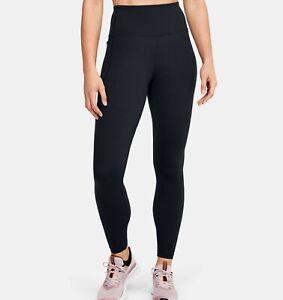 Under Armour Women's UA Meridian Leggings Black XL NWT $70