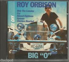 """ROY ORBISON - Big """"O"""" -  CD 1988 USED MINT CONDITION"""