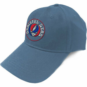 GRATEFUL DEAD steal your face blue Official baseball cap