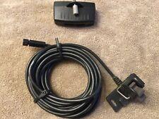 Humminbird Fishfinder Speed Temp Sensor Transducer Ts-W 730000-1 & Head Mount Fs