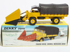 Atlas 1:43 Dinky Toys 567 DIECAST CAR MODEL CHASSE-NEIGE UNIMOG MERCEDES-BENZ