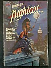 Nightcat - MARVEL Comic Books - one shot - 1992 - Near Mint