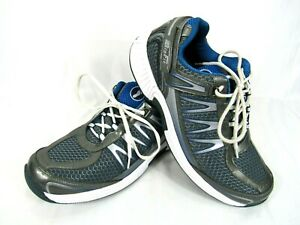 Orthofeet BioFit Shoes Mens 11 Wide Comfort Diabetic Walking Running Sneaker