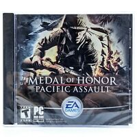 Medal Of Honor Pacific Assault PC Computer Game