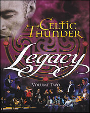 CELTIC THUNDER (DVD) LEGACY Volume 2 ~ ALL REGIONS NTSC TWO IRISH IRELAND *NEW*