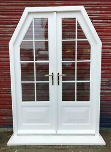 Hardwood French Doors! Hexagonal! Raised and Fielded Panels! Georgian! Bespoke!